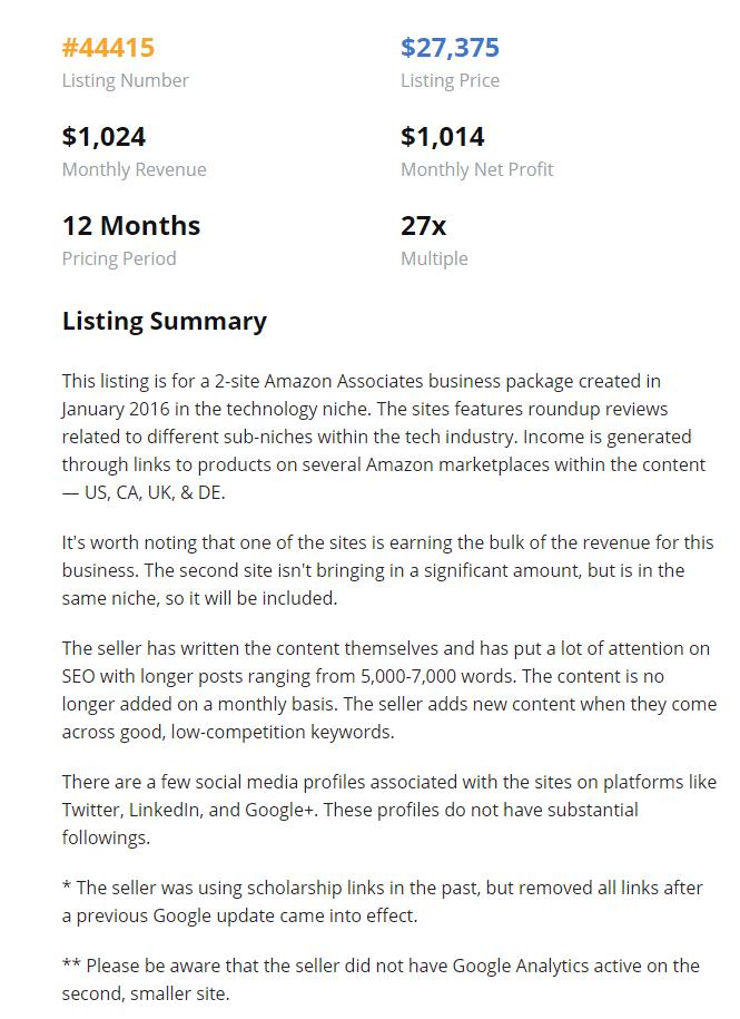 website snapshot summary